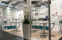 Messestand CosmeticBusiness München